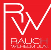 RW  – Wilhelm Rauch jun.